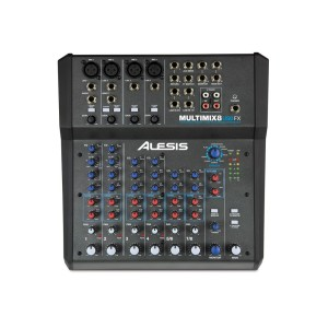 Alesis MULTIMIX8USBFX