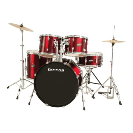 Ludwig LC175 Red