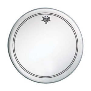 """Remo P31222C2 Bass Powerstroke 2 Smooth White 22"""""""